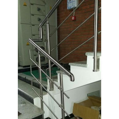 Knock Down Stainless Steel Railing