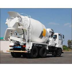 Truck Mounted Transit Mixer Rental Services