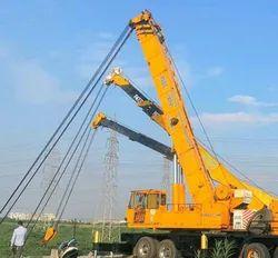 Crane Unloading Service