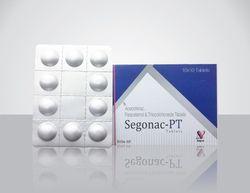 Aceclofenac Paracetamol Thiocolchicoside