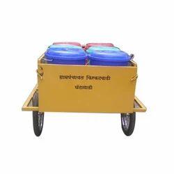 Garbage Pushcart