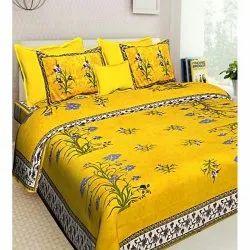 多色棉花设计师床单,为家