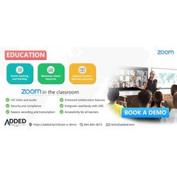 Zoom Online Training Solution