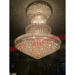 LED Crystal Hanging Light