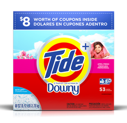 Tide Plus A Touch Of Downy Powder Laundry Detergent