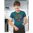 Boys Half Sleeves T Shirt