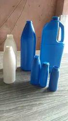 Plastic Hair Oil Bottle