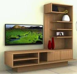 Designer TV Rack