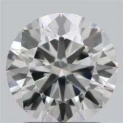 1.56ct Lab Grown Diamond CVD G VS2 Round Brilliant Cut IGI Certified Stone