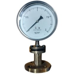 Chemical Sealed Differential Pressure Gauge