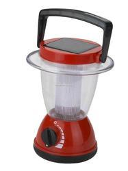 Handy Solar Lantern with Built On Panel