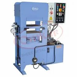 Hydraulic Rubber Press Machines