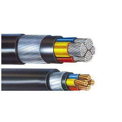 Aluminium Armored Power Cable