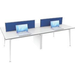 Fonzel BP Double Sided Four Cluster Workstation