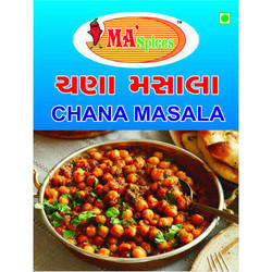 MA Spices 100 g Chana Masala, Packaging: Packets