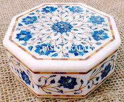 Lapis Marble Box