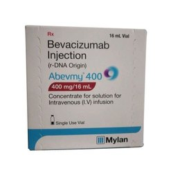 Abevmy 400mg/ 16ml Bevacizumab Injection