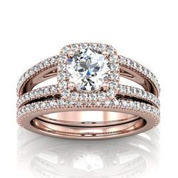 Split Gold Ring