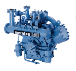 Ammonia Air Cooled Compressor Series IS