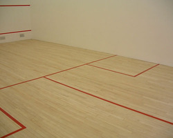 Accord Indoor Squash Court Flooring