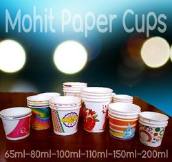 100 Ml Mohit Paper Cups