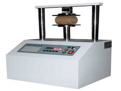 Paper Core Compression Strength Tester
