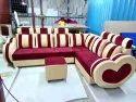 Heartin corner sofa set