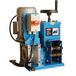 Single Blade Scrap Wire Stripping Machine