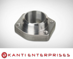 Stainless Steel SAE Butt Weld Flange