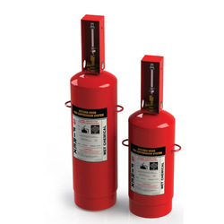 Fire Fighting Cylinder, for Commercial
