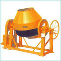 Manual Loading Concrete Mixer