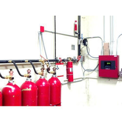 1230 NOVEC Fire Suppression System