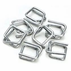 CORD Strap GI Wire Buckle, Size: 13mm To 32mm