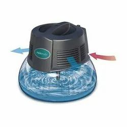 ABS Plastic Rainbow Rainmate Aromatizer Air Purifier, Capacity: 1 L, Activated Carbon