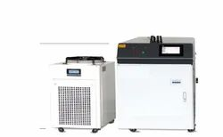 Automatic Laser Welding Machine with Fiber Transmission