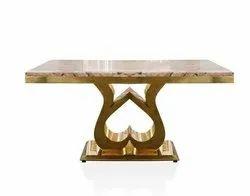 SSFCCT119 Steel Designer Center Table