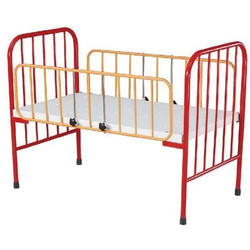 Paediatric Bed with Side Railing