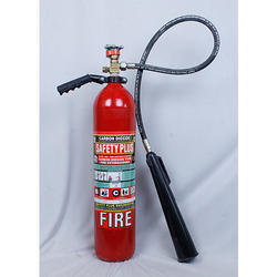 4.5 Kg Carbon Dioxide Type Fire Extinguisher