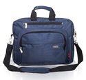 Polyester Navy Blue Cosmus Wisdom Executive Laptop Bag