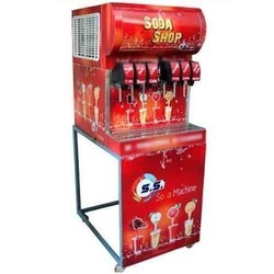 Automatic Soda Dispenser Machine