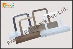 Flat Paper Bag Handle