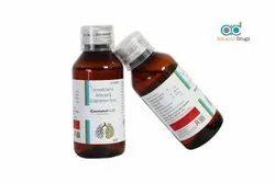 Levosalbutamol Ambroxol Syrup