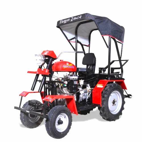 Trishul Agriculture Mini Tractor छट टरकटर