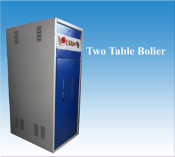 Two Table Automatic Steam Boiler