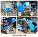 Concrete Mixture / Mobile Concrete Mixture With Bucket