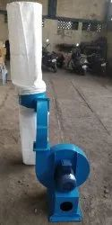 3hp 2880 Rpm DUST COLLECTOR BLOWER WITH CYCLONE, for Industrial, 2880 Rpm