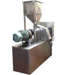 Rotary Head Extruder For Kurkure Type Snacks, Capacity: 50-60 Kg Per Hour