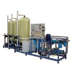 Fully Automatic RO Water Plant