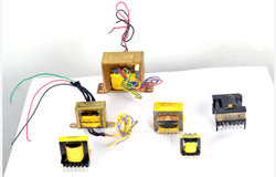 20Khz to 300Khz Up to 200A Pulse Transformer, Up to 10 KW
