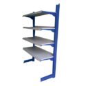 Industrial Duty Cantilever Racks